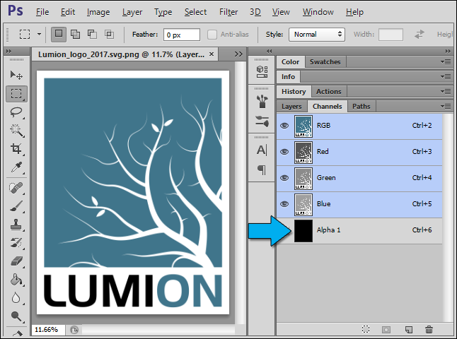 How do you make some parts of a material transparent? – Lumion