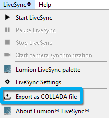 Model import guidelines for ArchiCAD – Lumion