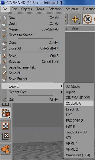 Model import guidelines for Cinema 4D – Lumion