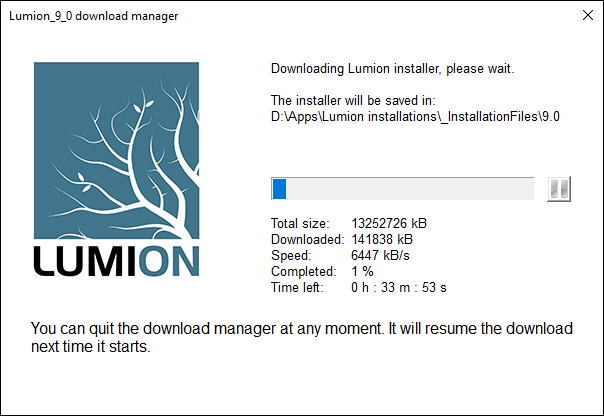 Why is the Download Manager not working? – Lumion